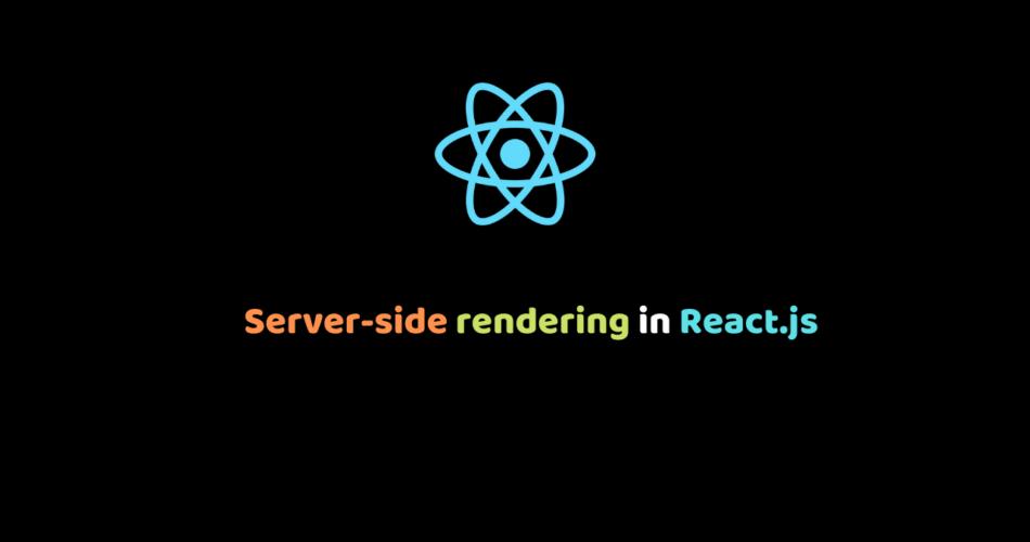 server-side-rendering-react